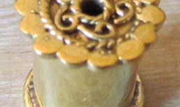 Ecarteurs 10 mm bronze