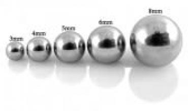 Boule acier 1.2x4