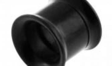 plug acier doré 2mm flasques